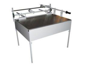 stół z podsysem