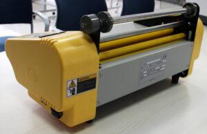 Foliarka FM358, laminator rolowy na gorąco 6