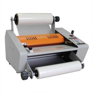 Foliarka FM380, laminator rolowy na gorąco 2