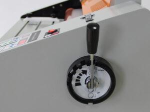 Foliarka FM380, laminator rolowy na gorąco 7