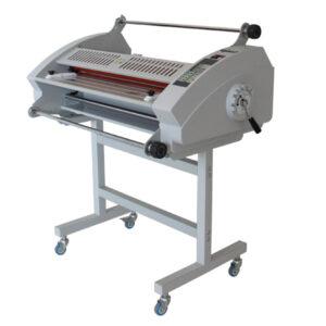 Foliarka FM650, laminator rolowy na gorąco 2