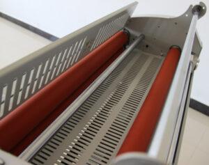 Foliarka FM650, laminator rolowy na gorąco 5
