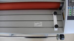 Foliarka FM650, laminator rolowy na gorąco 6